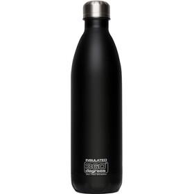 360° degrees Soda Insulated Drink Bottle 750ml Black